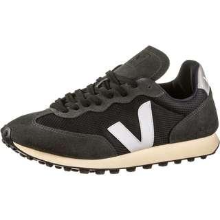 VEJA Rio Branco Sneaker black-white-oxford grey