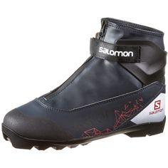 Salomon XC Schuhe VITANE PLUS PROLINK E Langlaufschuhe Damen ebony-red-white