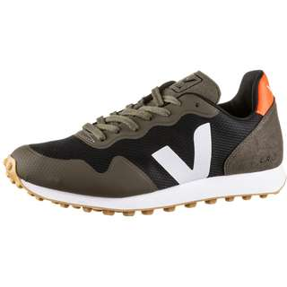 VEJA SDU RT Sneaker black-white-kaki