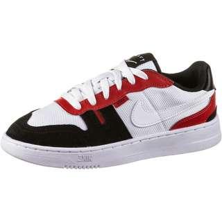 Nike Squash-Type Sneaker Kinder white-black-university red