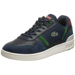 Lacoste T-CLIP Sneaker Herren dunkelblau / grün