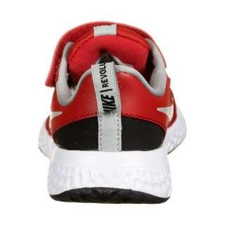 Nike REVOLUTION 5 Laufschuhe Kinder university red-lt smoke grey-black-white