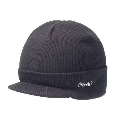 Eisbär Otto Cap Schirmmütze schwarz