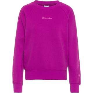 CHAMPION Legacy Tape Mania Sweatshirt Damen purple