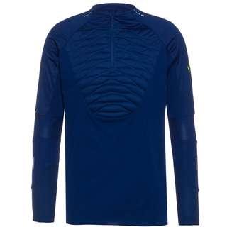 Nike Strike WinterWarrior Funktionsshirt Herren blue void-blue void-volt