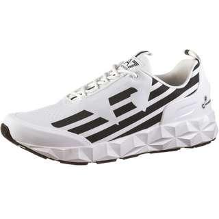 EA7 Emporio Armani Sneaker white-black