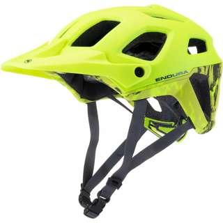 Endura SingleTrack Helm II Fahrradhelm Neon-Gelb