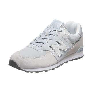 NEW BALANCE 574 Sneaker Kinder violett / beige