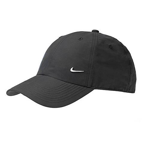 Nike Swoosh Cap schwarz