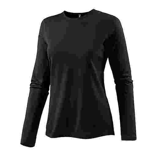 Icebreaker Oasis Merino Unterhemd Damen schwarz