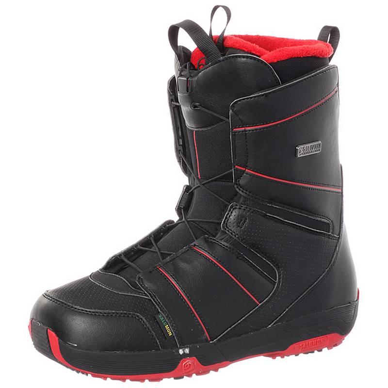 378ea959b5c6bc Ausgezeichnet Salomon Faction 12 13 Snowboard Boots Herren schwarz im  Online EF52