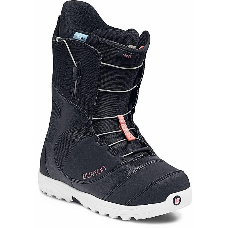 Burton Mint Snowboard Boots Damen Schwarzweiß Im Online Shop Von