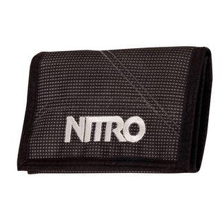 Nitro Snowboards Wallet Geldbeutel grau