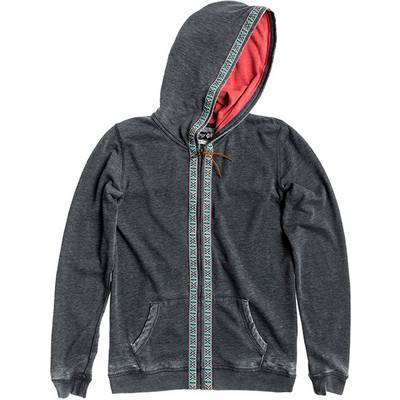 Roxy Plains Kapuzenjacke Damen anthrazit