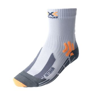 X-SOCKS Outdoor Wandersocken grau