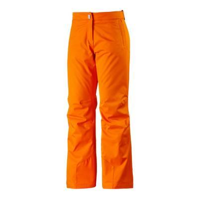 ziener titi skihose damen orange im online shop von. Black Bedroom Furniture Sets. Home Design Ideas