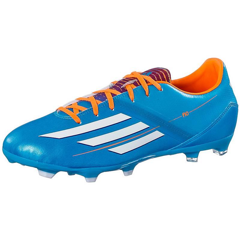 newest 18470 5e363 adidas F10 TRX FG Fußballschuhe Herren blauorange