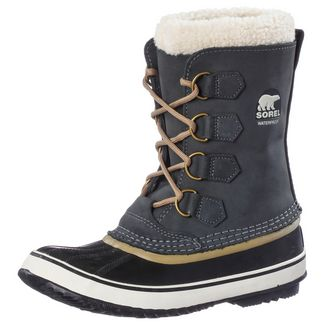 Sorel Pac 2 Winterschuhe Damen anthrazit