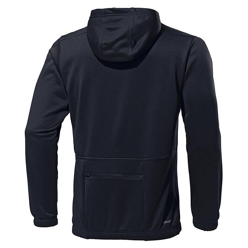 Adidas Clima 365 FZ Trainingsjacke Herren schwarz im Online Shop von ... 271c1a996f