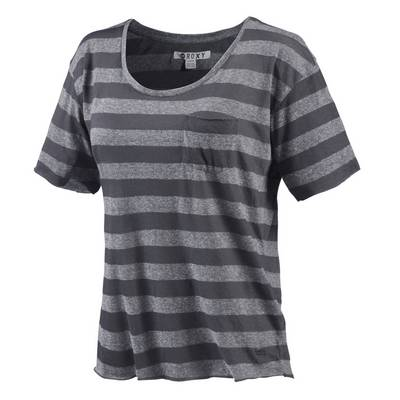 Roxy Dromomania T-Shirt Damen anthrazit/grau