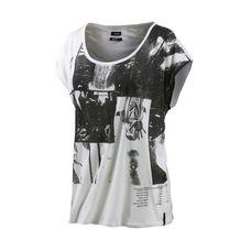 Burton Clip T-Shirt Damen weiß/schwarz