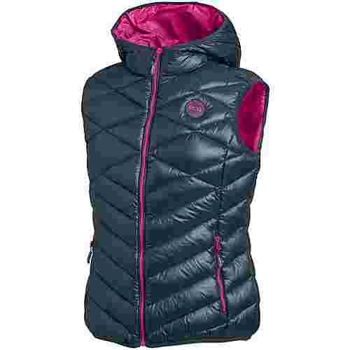cheap for discount da9a4 90198 CMP Daunenweste Damen grau/pink im Online Shop von SportScheck kaufen