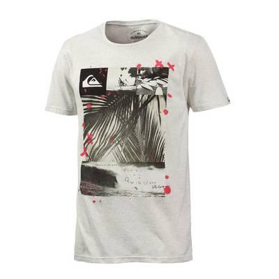 Quiksilver New Marle T-Shirt Herren weiß