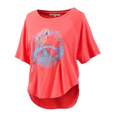 Billabong It Takes Two T-Shirt Damen koralle