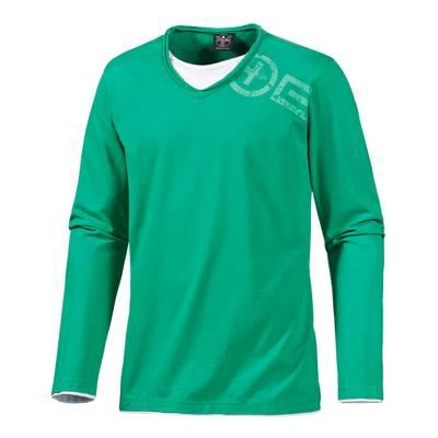 Chiemsee Claas Layerlangarmshirt Herren grün