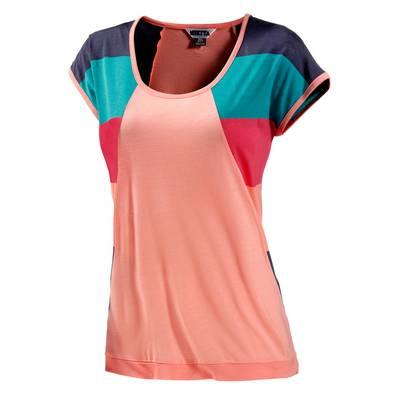 Nikita Dubberan T-Shirt Damen koralle