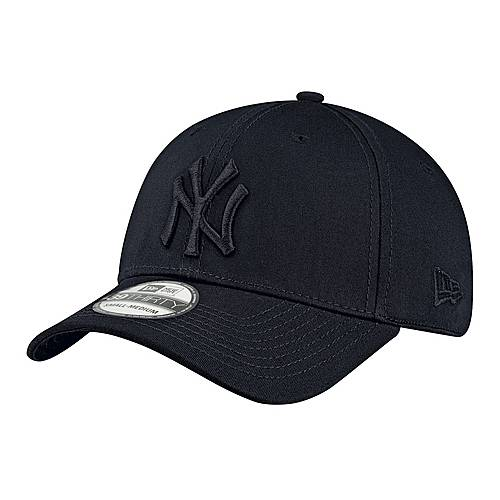 New Era 39THIRTY NEW YORK YANKEES Cap schwarz