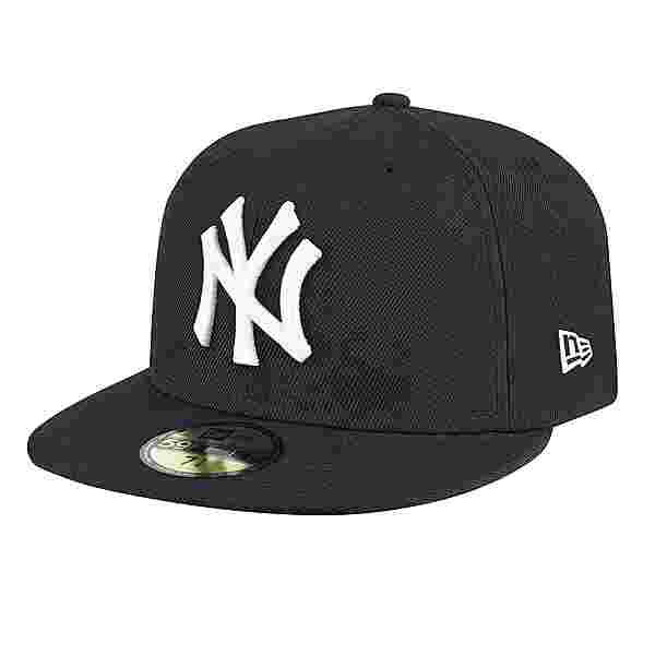 New Era 59Fifty New York Yankees Cap black-white