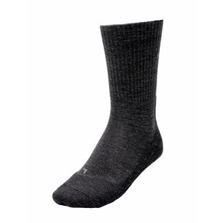 Falke TK 2 Wool Merino Wandersocken Herren anthrazit/grau