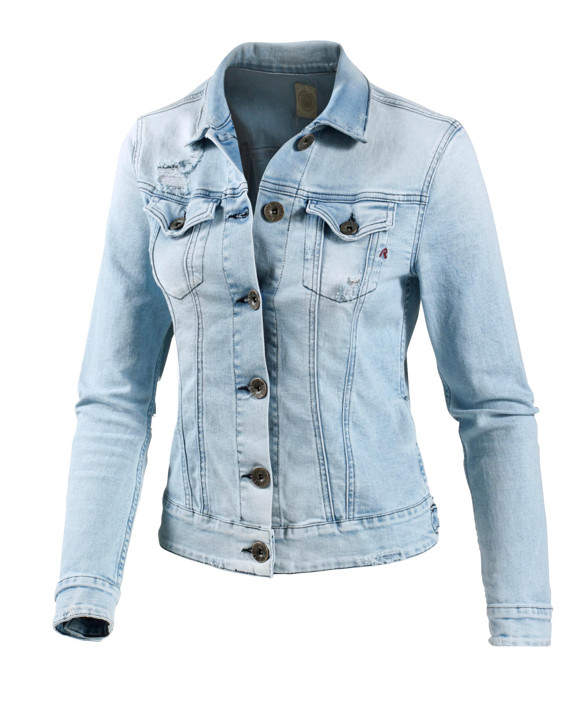 Damen jeans jacke kaufen