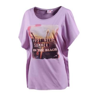 Maui Wowie T-Shirt Damen flieder
