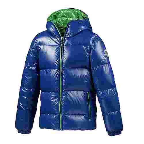 KJUS Arctic Down Daunenjacke Jungen blaugrün im Online Shop von SportScheck kaufen