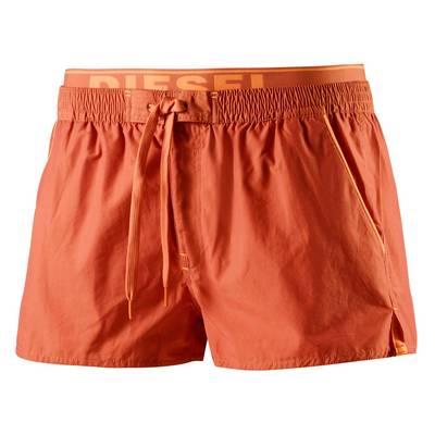 DIESEL Barrely Badeshorts Herren orange