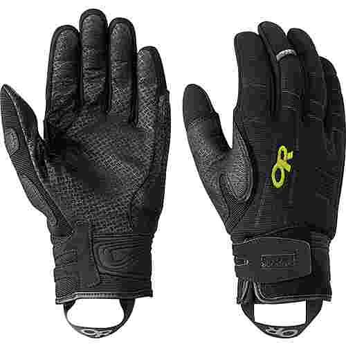 Outdoor Research Alibi II Kletterhandschuhe schwarz
