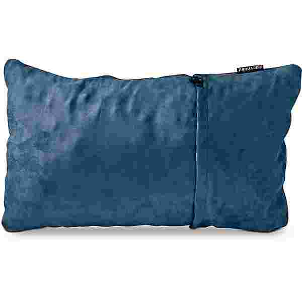 Therm-A-Rest Compressible Reisekissen blau