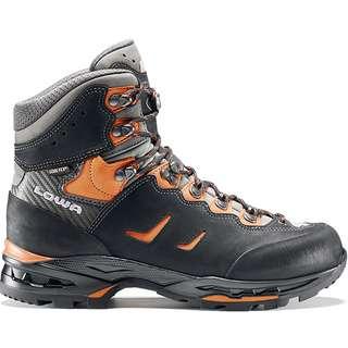Lowa GTX® Camino Wanderschuhe Herren schwarz-orange