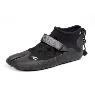 Rip Curl Reefer 1,5mm Split Toe Neoprenschuhe black-charcoal