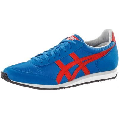 ASICS Sakurada Sneaker Herren blau/rot