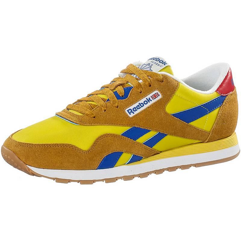 Von Gelbblau Shop Reebok Herren Cl Nylon Im R13 Online Sneaker wvcRPcqU