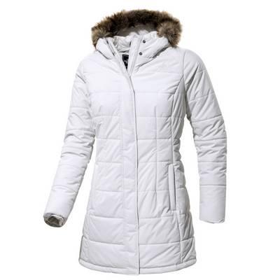 The North Face Castagnola Outdoorjacke Damen weiß