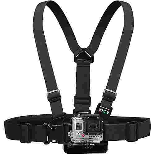 "GoPro Chest Mount Harness ""Chesty"" Kamerazubehör schwarz"