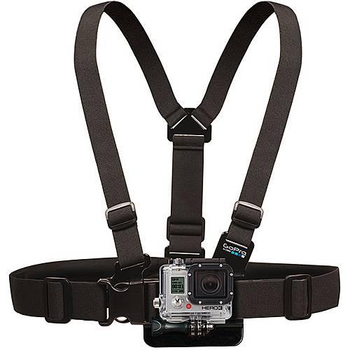 """GoPro Chest Mount Harness """"Chesty"""" Kamerazubehör schwarz"""