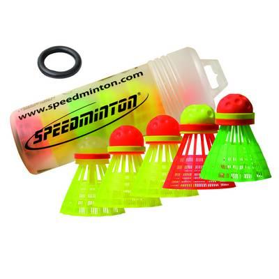 Speedminton Speedmintonball keine Farbe