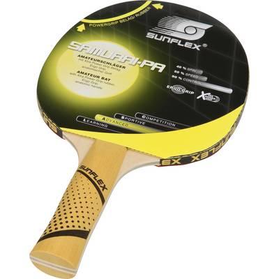Sunflex Samurai-PA Tischtennisschläger schwarz/gelb