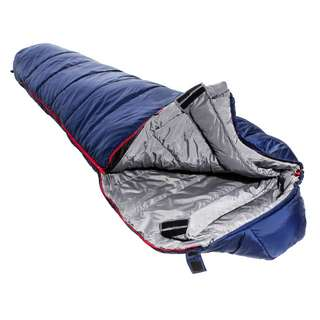 Deuter Shadow -6 Kunstfaserschlafsack navy-fire