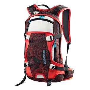 DAKINE Heli Pack11 Snowboardrucksack weiß/rot